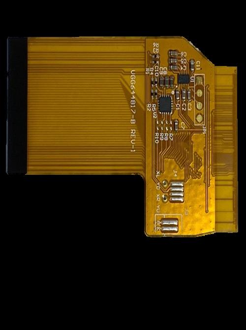 FPC-FPCA軟板含打件